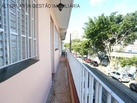 Imagem 1 de 19 de Casa Residencial Em São Paulo - Sp, Jaguaré - Cal0730