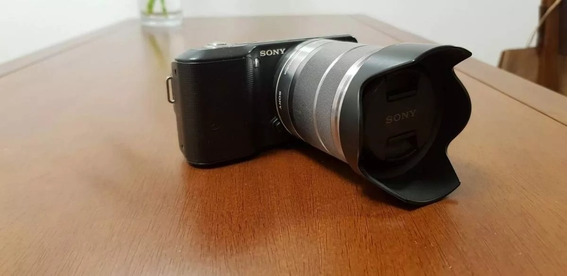 Camera Fotografica Sony Nex C3 Usada