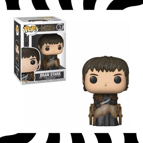 Funko Pop! Bran Stark - Pop! Tv Game Of Thrones #67 Kemuñe