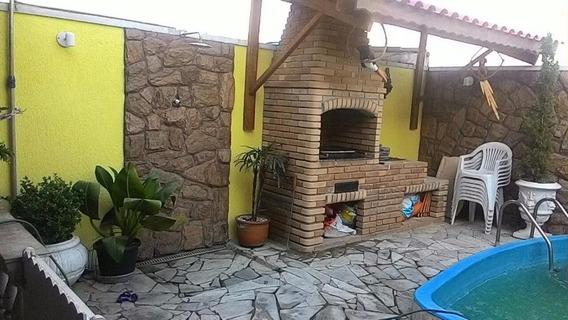 Sobrado Residencial À Venda, Jardim Pazini, Taboão Da Serra. - So0006
