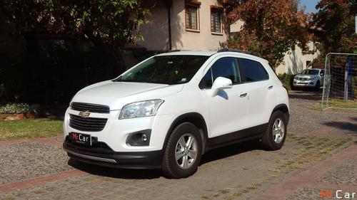 Chevrolet Tracker Lt Awd 2015