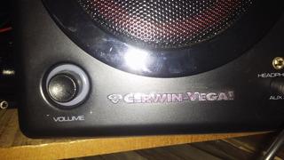 Monitores Campo Cercano-estudio Cerwin Vega.4 Impecables