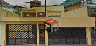 Casa Com 3 Dormitórios À Venda, 210 M² Por R$ 640.000 - Vila Alto De Santo André - Santo André/sp - Ca21121