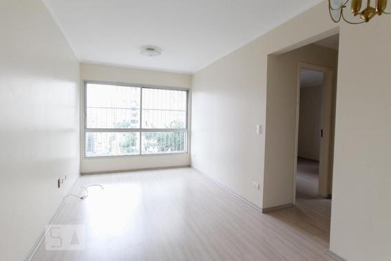 Apartamento No 4º Andar Com 2 Dormitórios E 1 Garagem - Id: 892972709 - 272709