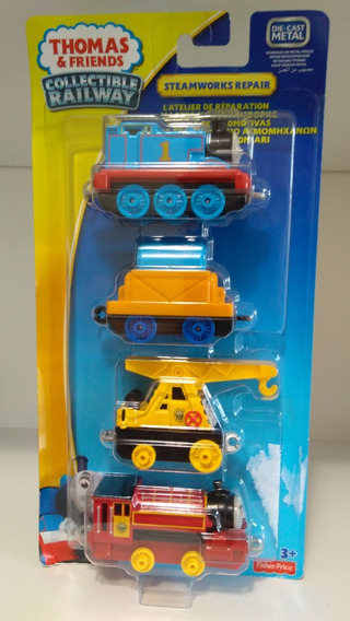 Fisher Price -thomas & Friends - Pack Steamworks Repair