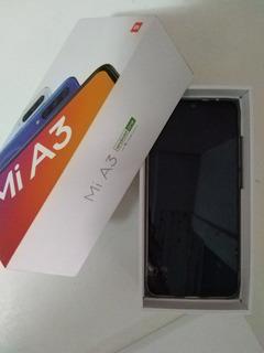 Xiaomi A3 128gb Azul 2 Meses De Uso, Para Cambio De Pantalla