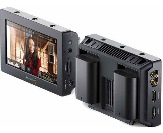 Blackmagic Design Vídeo Assist - Hdmi/6g Sdi Recorder 5