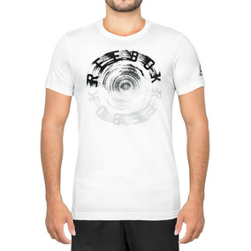 ac76c7c94d Camiseta Reebok - Calçados, Roupas e Bolsas com o Melhores Preços no ...
