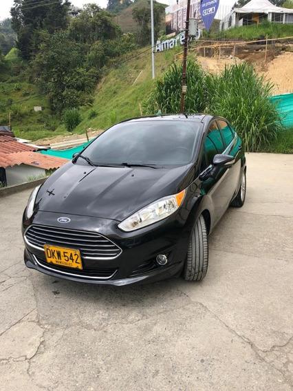 Ford Fiesta Sportback Sedán Automático 2014