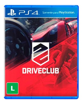 Game Driveclub Playstation 4