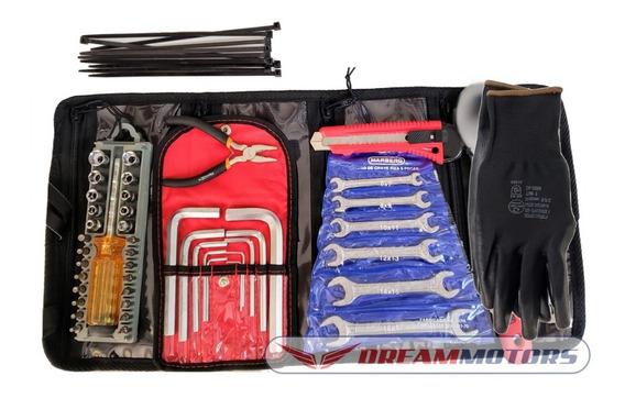 Kit Ferramentas Yamaha Tdm Xt Tenere Ttr Wr Xj6 Mt09 Mt07