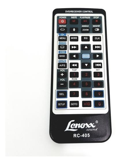 Controle Remoto Lenoxx Rc-405 Ad-1845 1860 1800 2600 2618