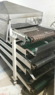 Maquinaria Industrial Para Fabricación De Arepas