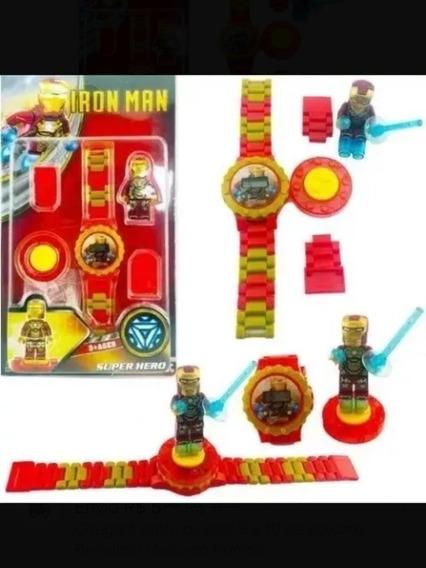 Relógio Do Homem De Ferro