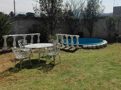 Se Vende Casaquinta En El Ajusco, Tlalpan, Cdmx.