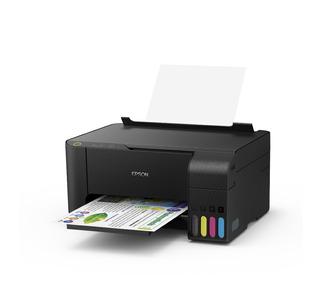 Impresora Multifuncion Epson L3150 Sist Cont Wifi 18 Cuotas