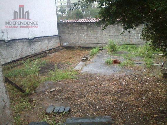 Terreno À Venda, 260 M² Por R$ 280.000,00 - Jardim Satélite - São José Dos Campos/sp - Te0142