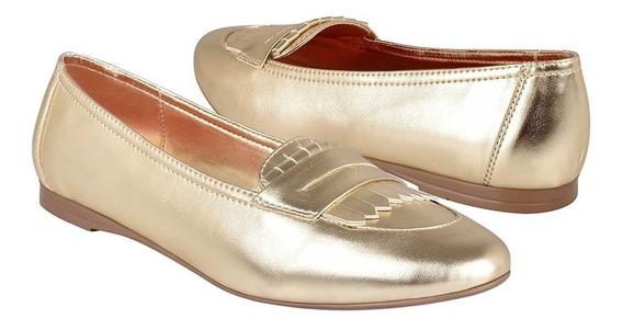 Zapatos My Clasben 140311 Simipiel Oro