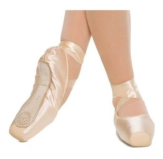 Sapatilha De Ponta Partner Estudante Capezio Ballet