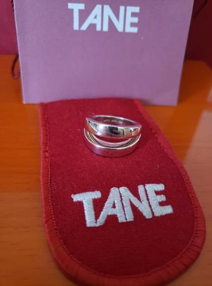 Anillo Tane Original Plata 925 No Montblanc Tiffany Pandora