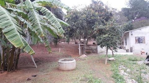 Chácara Com 2 Dormitórios À Venda, 1175 M² Por R$ 190.000,00 - Vila Pedra Vermelha - Mairiporã/sp - Ch0312