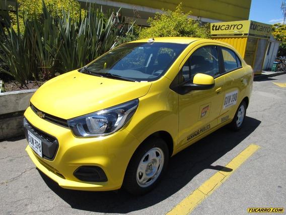 Taxis Otros Chevrolet Beat 1.2 Mecánico Sedán