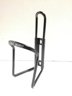 Porta Caramañola Aluminio Negro C-8
