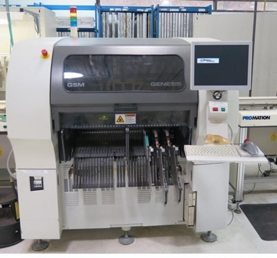 Máquina Insersora De Componentes Smd Universal Gc-60