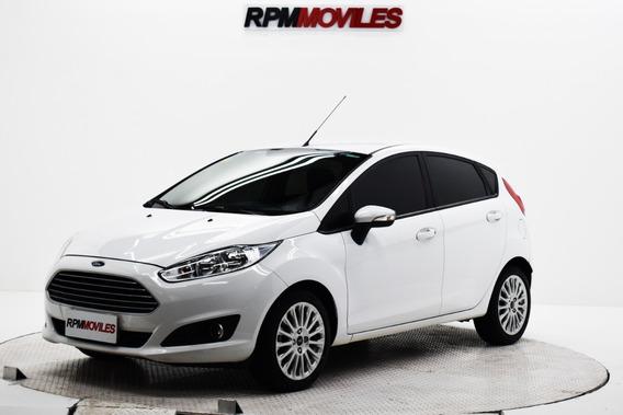 Ford Fiesta Se 5p 2016 Rpm Moviles