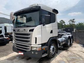 Scania G380 2010 Trucada R380 R420 440 113 124 P340 P360 112
