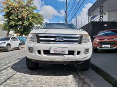 Ford Ranger Xlt 2.5 Cs 2s ! Flex + Gnv ! Impecável !