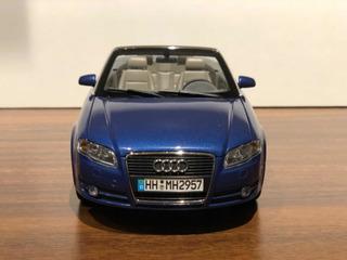Norev Audi A4 Conversível 1/18