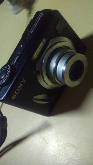 Câmera Sony 5.1 Mega Peixes