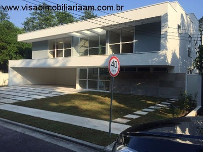 Casa P/ Venda No Alphaville - Ca00707 - 33556326