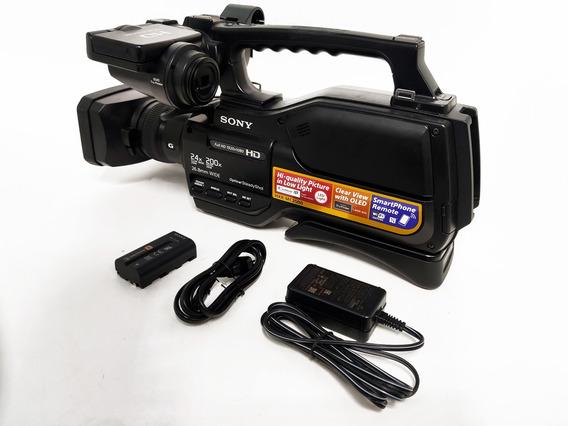 Filmadora Profissional Sony Full Hd Hxr-mc2500
