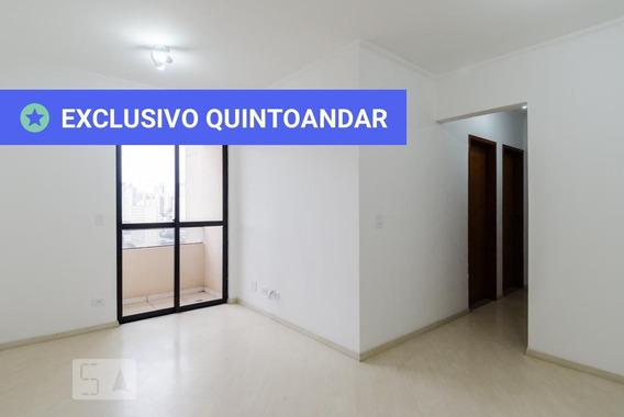 Apartamento No 6º Andar Com 2 Dormitórios E 2 Garagens - Id: 892947816 - 247816