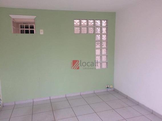 Casa Para Alugar, 145 M² Por R$ 2.000/mês - Vila Redentora - São José Do Rio Preto/sp - Ca2234