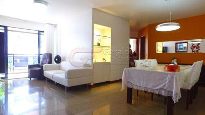 Apartamento Com 3 Quartos Para Comprar No Pajuçara Em Maceió/al - 1070