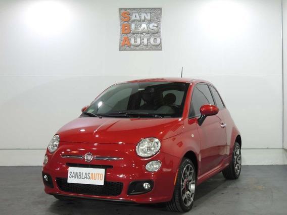 Fiat 500 Sport 2012 Manual 1.4 N 3p Dh Aa Abs San Blas Auto