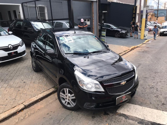 Chevrolet Agile Ltz 1.4 Flex 2013 Air Bag + Abs Completo!!!!