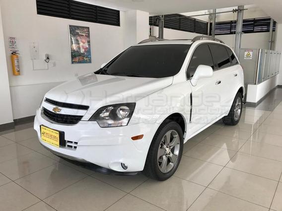 Chevrolet Captiva Sport 3.000cc 4x4 Aut, 2017 Financio 100%
