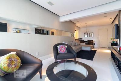 Apartamento No 14º Andar Mobiliado Com 2 Dormitórios E 2 Garagens - Id: 892928162 - 228162