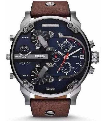 Relógio Diesel Daddy 2.0 O Mais Barato Do Mercado Livre