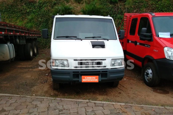 Iveco Daily 4912 C.c1 4x2, Ano 01/01 No Chassi