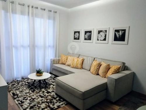 Apartamento Com Tres Dormitórios No Panamby - Cf63854