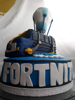Torta Fortnite , Cumpleaños