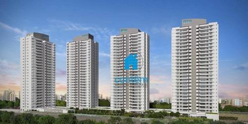 Imagem 1 de 30 de Ap2360- Apartamento Com 3 Dormitórios À Venda, 136 M² Por R$ 1.522.280 - Vila Anastácio - São Paulo/sp - Ap2360