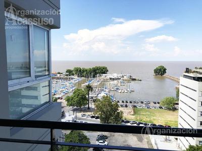 Departamento 4 Ambientes En Alquiler - Olivos. Vista Al Rio