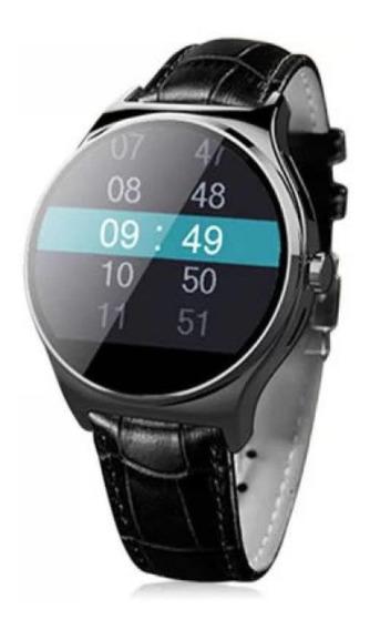 Smart Watch Rwatch R11 Monitor Cardiaco Infra Vermelho