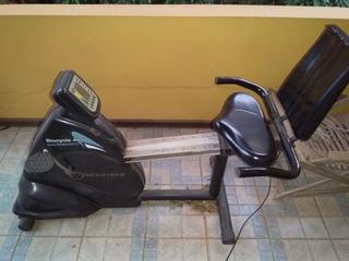 Bike De Spinning, Esteira Weslo, Bike Horizontal Moviment E